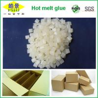 Buy cheap White Granule Hot Melt Adhesive Glue For Carton Box Packaging Sealing product