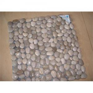 China Pebble stone tile on sale