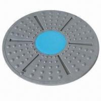 China Balance Board with 40cm Diameter, Made of PP Material on sale