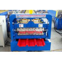 China Gardens Knudson Roll Former / Sheet Metal Roll Forming Machines on sale