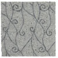 Buy cheap Fashional Water Jet Marble Mosaic Tile 7 Mm / 8mm Thickness Optional product