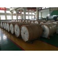 Buy cheap 1050 1060 1070 Mill Finished Wear Proof Aluminium Coils For Construction / Decoration product