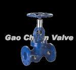 Manual regulating valve