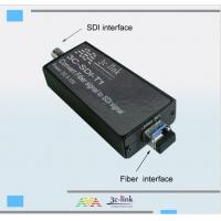 Buy cheap HD-SDI over Fiber Transmitter and Receiver product