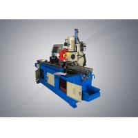 Buy cheap Low Noise PLC Control Stainless Steel Pipe Cutter Machine Customized Voltage product