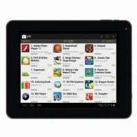 Buy cheap 9.7-inch Capacitive 5-point Touch MID, CE, RoHS, FCC Marks product