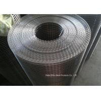 Buy cheap Welding & Weaving Welded Wire Mesh For Masonry Wall / Galvanized Welded Mesh Fence product
