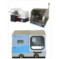 Buy cheap High Precision Metallographic Cutting Machine Three Phase Four Wire Power Supply product