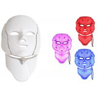 China White / Yellow / Purple Light LED Facial Mask Skin Acne Wrinkle Therapy wholesale