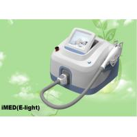 "IPL E light Beauty Machine , 8.4"" LCD Touch Screen SHR Light Therapy Device"