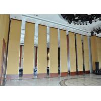 Buy cheap Hotel Sound Proof Partitions , Office Operable Wall with Good Sound Proof product