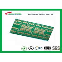 Buy cheap Long LED pcb with 2 Layer Aluminum Printed Circuit Board with 2.0mm  Thickness product