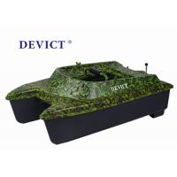 Buy cheap DEVICT Remote Control Boat With Fishfinder DEVC-308M Camouflage 2.4GHz style rc model product