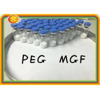 Buy cheap PEG MGF PEG - MGF​​​ Peptides Steroids hormones Polypetide Hormones for Bodybuilding product