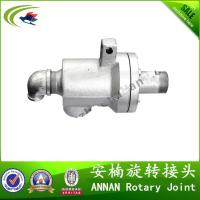 Buy cheap Precision cast steel material high temperature steam hot oil rotary union BSP thread standard product