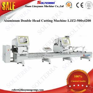 Buy cheap Las ventanas de la aleación de aluminio doblan la cortadora del tronzador LJZ2-500x4200 product