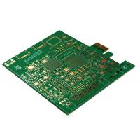 Buy cheap 6 Layers Blind And Buried Holes FR4 telecommunication PCB Circuit Board from wholesalers