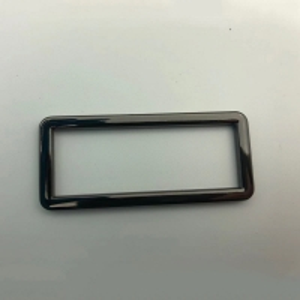 Buy cheap Iron / Zinc Alloy 20.5mm Bag Metal Buckle Canvas Belt product