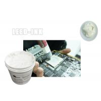 Buy cheap White Color Thermal Conductive Grease For GPU Heat Sink Low Oil Yield product
