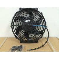 China Universal Electric Radiator Cooling Fans Curved Blade 16 Inch / 18 Inch on sale