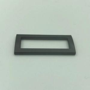 Buy cheap Black Color Metal Hook Buckle For Leather Belt Fashion Design product
