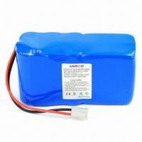 Buy cheap Battery Pack with 11.1V Voltage, 10.36Ah Capacity for Medical Devices, UPS and from wholesalers