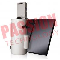 China Laser Welding Split Solar Water Heater Flat Plate White Color Steel Outer Tank wholesale