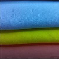 Quality Heavy Thick Canvas Fabric , 100% Cotton Canvas Twill Fabric For Hotel for sale