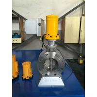Buy cheap Electro Hydraulic Marine Butterfly Valves For Ballast Water Mangement System product