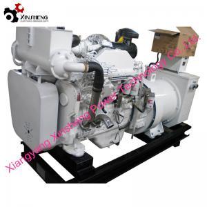 Buy cheap Original 6BTA5.9- GM100, Cummins Marine Diesel Engine Or Boat Generator Set product