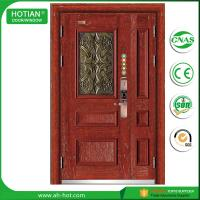 Buy cheap High quality Metal Steel Front Exterior Security Door For Mom and Son Door Designs product