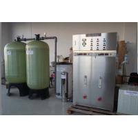 Buy cheap 1000 liters per hour alkalescent water ionizer incoporating with the industrial water treatment system from wholesalers