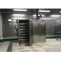 Buy cheap Vegetable Precooling Food Vacuum Cooler Multi Speed Controlled Energy Efficient product