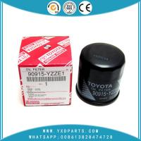 China Wholesale factory oil filter for japanese engine car 90915-YZZD4 90915-YZZE1 90915-YZZE2 for Toyota on sale