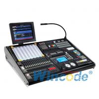 Buy cheap Led Dmx Controller 2048 Channels / Stage Light Controller For Pearl Fixture Library from wholesalers
