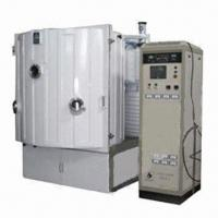 Buy cheap Box-type Evaporation Vacuum Metallizing Machine, High Efficiency and Convenient Operation product