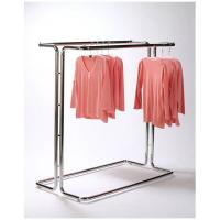Buy cheap Fashionable Metal Single Bar Garment Display Stand Clothes Hanging Rack For Hanging Items product