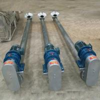 Quality 304 Stainless steel  Grain vibrating augers conveyor used for transfer milk powder for sale