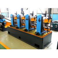 Buy cheap High Frequency Square Tube Mill , Durable Welded Pipe Making Machine product
