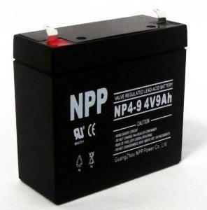 Buy cheap Solar Battery (UL, CE) (NP4-9Ah 4V 9AH) product