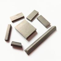Buy cheap Hard Metal YG11C Carbide Plates For Agriculture Ploughing Welding Tips product