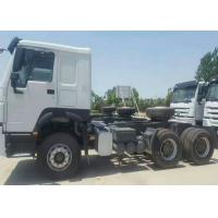 Buy cheap 40 - 50 Ton Heavy Prime Mover Tipper, 290 HP Diesel Engine 6x4 Prime Mover product