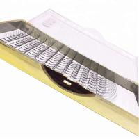 Buy cheap Long Thick Pre Made 3d Lash Extensions Classic And Volume Lashes 8-15 Mm  Length product