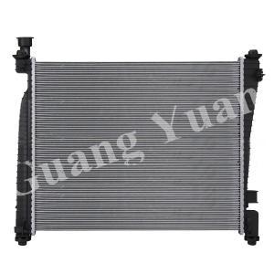 Quality OEM 52014529AB Aluminium Jeep Grand Cherokee Radiator DPI 13200 55038001AG/AH for sale