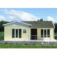 Buy cheap Blue And White Prefab Diy Modified Container House Portable EPS Panels product