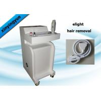 Buy cheap Medical E- Light Hair Removal Machine / IPL Beauty Machine For Ladies product