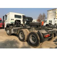 80R22.5 Radial Tire Prime Mover Truck HOWO76 Long Cab Single Sleeper