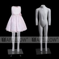 China Pop fashion product high grade kid ghost mannequin no head for display on sale