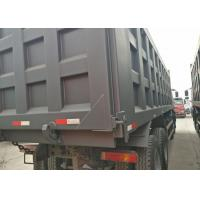 Buy cheap 10 tyres SINOTRUK HOWO LHD/RHD Heavy duty dump truck with WD615.47 371HP product