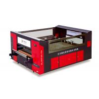 Buy cheap Leather Laser Cutting Machine With Digital Multi Color Printing Function product